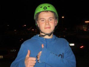 Training on Roller Skis