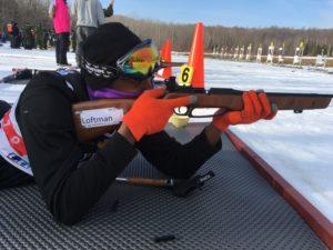 MS Loftmann sets his sights on target